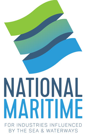 National Maritime Logo