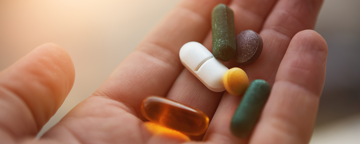 Dietary Supplements, Minerals & Vitamins